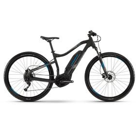 HAIBIKE SDURO HardNine 1.0 Bicicletta elettrica Hardtail grigio/nero
